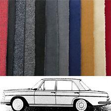 Autoteppich komplett Mercedes W109 W108 SEL verschiedene Farben Neu