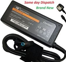 HP Envy 13-D004NA Laptop Charger Adapter Power Supply + UK Power Cord