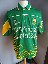 MAILLOT CRICKET SOUTH AFRICA ICC CRICKET WORLD CUP 2003 T.XL