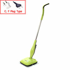 AutoVis Kac-5500 Wet Mop Damp Wireless Cleaner Power Vibration Stick Type /Green