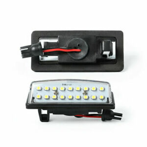 LED License Plate Light for Toyota Isis Yr 2004-2017