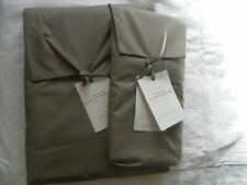 New Auth Restoration Hardware Italian Lattice King Duvet Cover/2 King Pillowcase