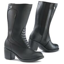 TCX WATERPROOF Leather Women's Motorcycle Riding Boots Size 8