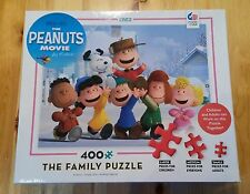 Snoopy / Peanuts Movie / Der Film - 400 tlg. Familien Puzzle aus USA / Neu & OVP