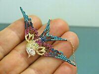 Turkish Handmade Jewelry 925 Sterling Silver Citrine Stone Women Necklace