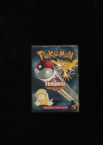 Factory Sealed Pokemon Theme Deck: Tempest Theme Deck - Wizards Of The Coast