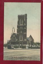 Rare VTG Postcard.St.Mary's Parish Church,Acton.WHS&S 'Derwent Series' 4152.J25.