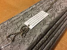 Made to measure roman blind Prestigious textiles Hera fabric in Anthracite