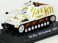 Amercom 1:72 Krupp Sd.Kfz.165 Hummel German Army, Poland, 1945 ACBG39