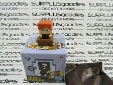 MINECRAFT Mini-Figure ICE Series 5 ALEX with Boat Exclusive to 1-Packs LOOSE