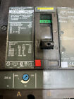 Square D JJ 250 JJA36200 3 Pole 200 Amp 600V Circuit Breaker JJA Used 4 Avail