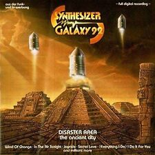 Synthesizer Galaxy 92 Joyride, Innuendo, Blue hotel, Secret love.. [CD]