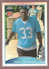 MIKE GOODSON 2009 TOPPS CHROME REFRACTOR #187 $8