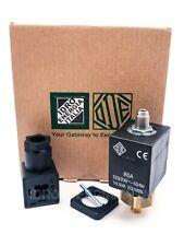 """elettrovalvola 220V 1/8"""" normalmente aperta sicurezza compressori ode 212M0AV25"""