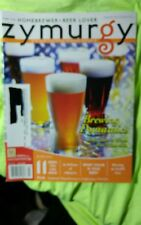 ZYMURGY MAGAZINE,  2007 VOL.30 NO.3 HOMEBREW AND BEER LOVER