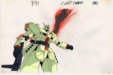 Anime Cel Gundam F91 #87