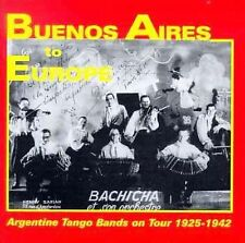 Buenos Aires To Europe 1925-1942 by Various Artists (CD, Nov-1998, Harlequin...