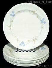 Set of 6 Royal Albert Horizons Bone China Remembrance Dinner Plates (FF)