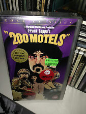 FRANK ZAPPA 200 MOTELS VHS IMPORT UK VIRGIN SIGILLATA/SEALED