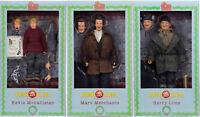 Kevin Home Alone Allein Zu Haus Einbrecher Harry Marv 3 Figuren Retro Set NECA