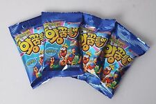 4Pack ORION 47g Giant Worm Shaped Gummy Soda Jelly Candy Korean Snack Korea Food