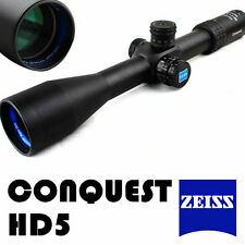 Carl Zeiss 5-25X50 FFP Rifle scope Conquest HD5 Z1000 Reticle Tactical Scopes