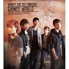 SHINee THE 1st CONCERT ALBUM [SHINee World] <2 FOR 1> CD K-POP Sealed