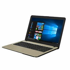 """ASUS Vivobook X540MA 15,6 """" HD Notebook To 2,70GHz 4GB RAM 240GB SSD Win10 DPDUK"""