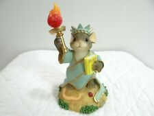 Charming Tails Little Lady Liberty Mouse Figurine 82/111 Limited Edition Boxed