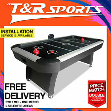2019 NEW 7FT Air Hockey Table with Score Counter for Game Room