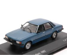 FORD TAUNUS TC2 1982 BRILLANT BLUE WHITEBOX WB200 1/43 BLAU BLEU TC 2 LHD CAR