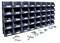 Aircraft Bolt and Washer Assortment 1160 Pc Nut