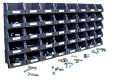 ATD Tools 800pc Metric Nut and Bolt Assortment w/ bins 6mm to 16mm #344
