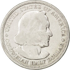 Monnaies, Etats-Unis, Half Dollar Columbian Exposition 1893 Philadelphie #59612