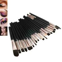 20pcs Cream Eye Shadow Matte Shimmer Set Cosmetic Eyeshadow Simple Palette G7A7