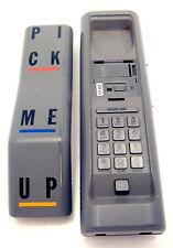 Vintage Swatch Twin Phone Deluxe 1989 Grey Pick Me Up Handset No Cord
