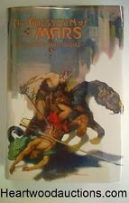 The CHESSMEN of MARS by Edgar Rice Burroughs SIGNED FIRST