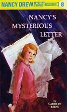 NICE Nancy's Mysterious Letter - Hardback by Carolyn Keene
