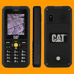 Caterpillar CAT B30 2MP FM IP67 MIL-STD-810G GSM 3G Dual SIM Rugged Cell Phone