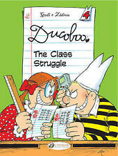 Ducoboo Vol.4: The Class Struggle, Zidrou, New Book