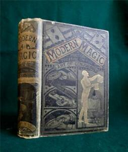 Modern Magic by Professor Hoffmann, 1891, Treatise on the Art of Conjuring