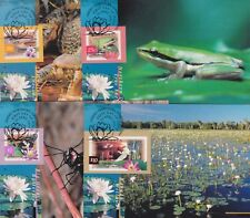 Australia Maximum / Maxi Cards 1997 Nature of Australia Wetlands Apmx118