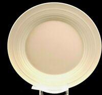MIKASA Swirl Cream China, Dinner Plate, New Never Used
