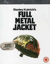FULL METAL JACKET - Premium Collection, Blu Ray & Dvd + Booklet..