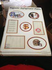 Florida State Seminole NCAA College Magnetic Refrigerator Frame