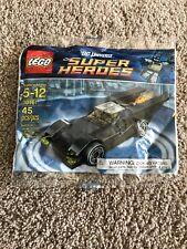 LEGO new sealed PROMO POLYBAG Baggie set 30161 DC Super Heroes BATMOBILE Batman