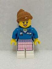 Lego Ice Cream Jo Minifigure from set 70804 The Lego Movie NEW tlm032