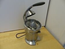 New ListingBreville 800Cpxl 110W Citrus Press - Stainless Steel