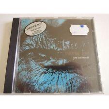2 CD MAXI Lot VG+/VG+Paradise Lost Say just words pochette bleue et marron