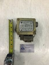 *NEW* - Barksdale Controls High Pressure Switch, Model: P1H-B30 SS-T